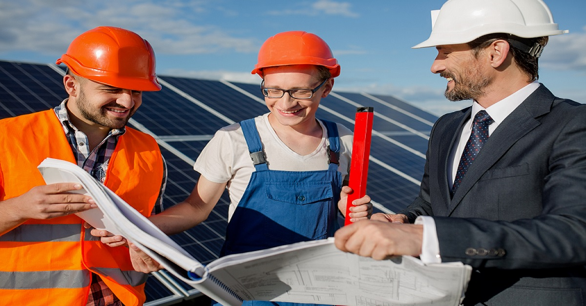 Solar Project Management Software